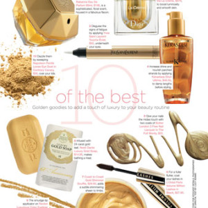 marie claire beauty: 10 of the best